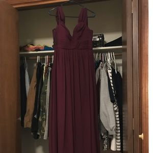 Lulu's bridesmaid dress